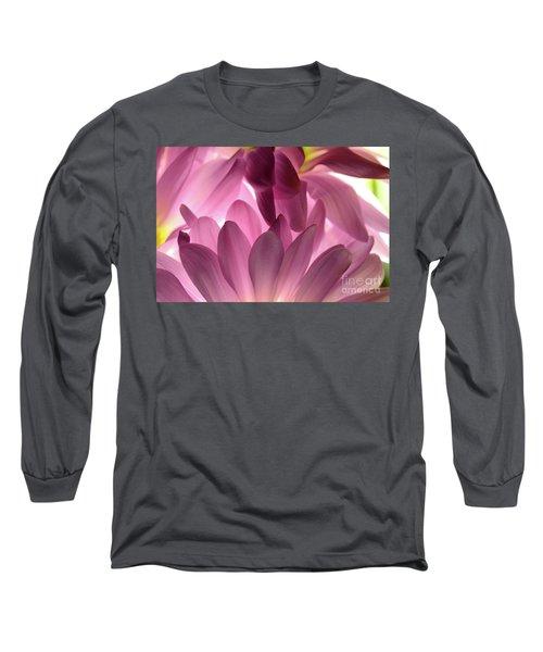 Purple Fantasia Long Sleeve T-Shirt