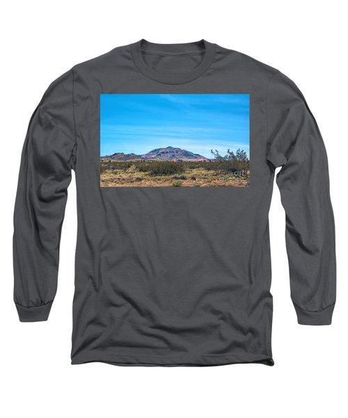 Purple Mountain Long Sleeve T-Shirt