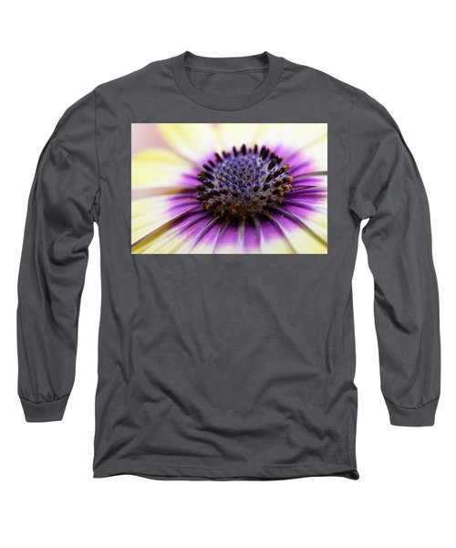 Purple Passion Long Sleeve T-Shirt by Deborah Scannell