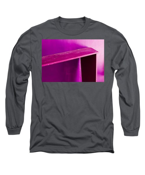 Long Sleeve T-Shirt featuring the photograph Purple Passion by Prakash Ghai