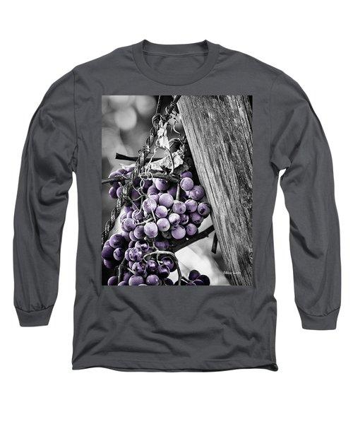 Purple Punch Long Sleeve T-Shirt