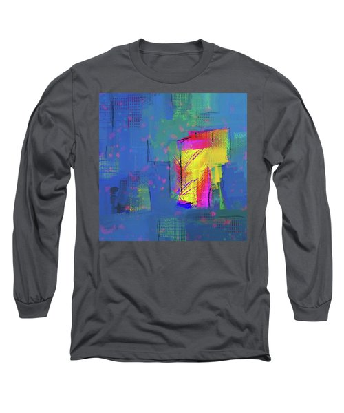 Purplish Rain Long Sleeve T-Shirt