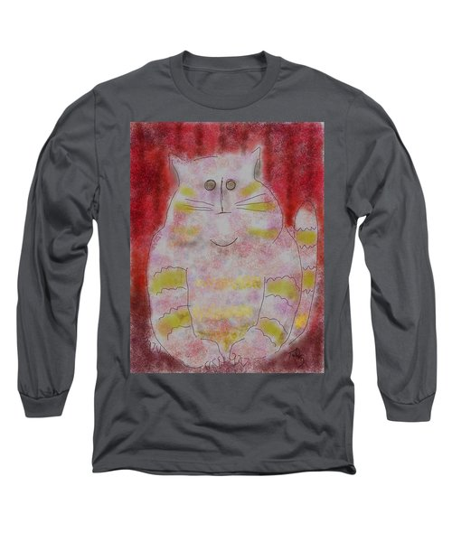 Pussy Cat Long Sleeve T-Shirt
