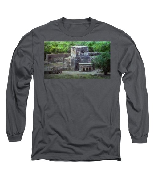 Pyramid View Long Sleeve T-Shirt