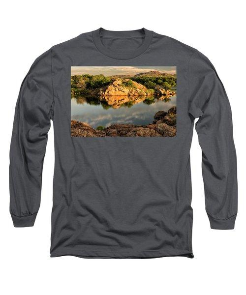 Quanah Parker Lake Long Sleeve T-Shirt