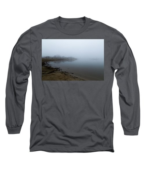 Quarry Lake - The Fog Series Long Sleeve T-Shirt