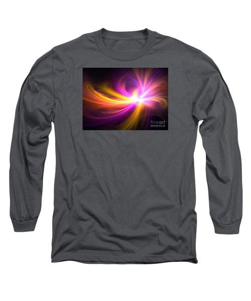 Quasi-stellar Long Sleeve T-Shirt