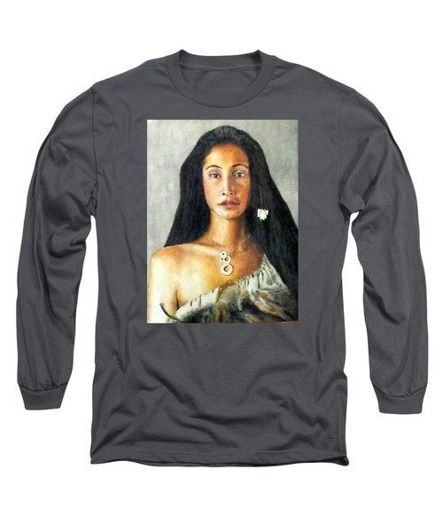 Queen Gassulawiya  Long Sleeve T-Shirt by G Cuffia