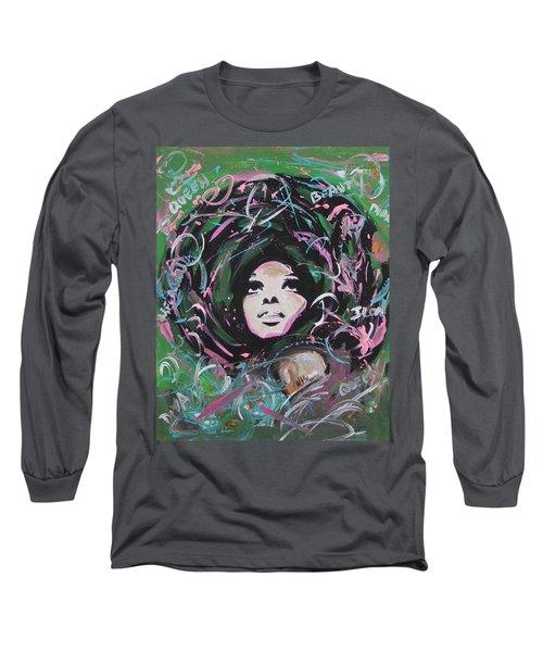Queen Of Queens Long Sleeve T-Shirt