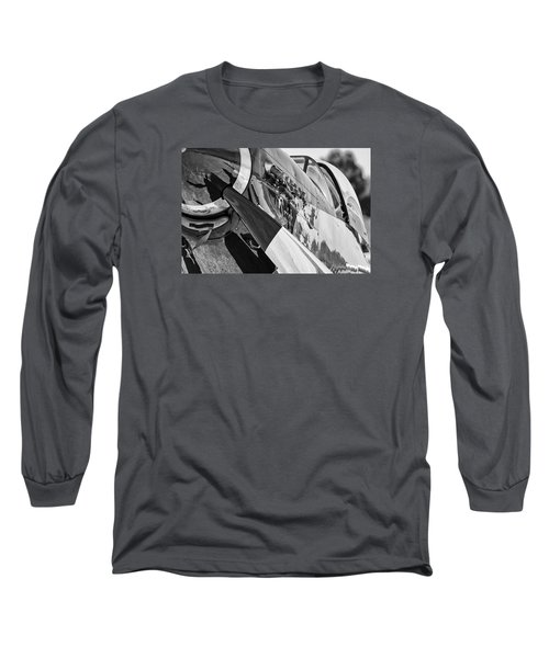 Quick Silver Closeup Long Sleeve T-Shirt
