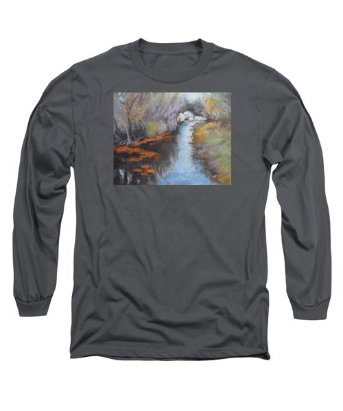 Quiet Arrival Long Sleeve T-Shirt