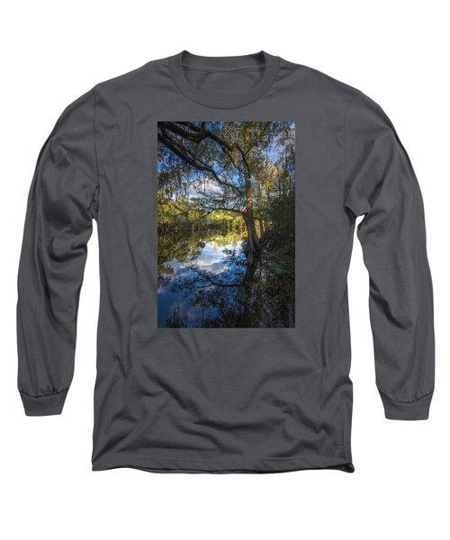 Quiet Embrace Long Sleeve T-Shirt