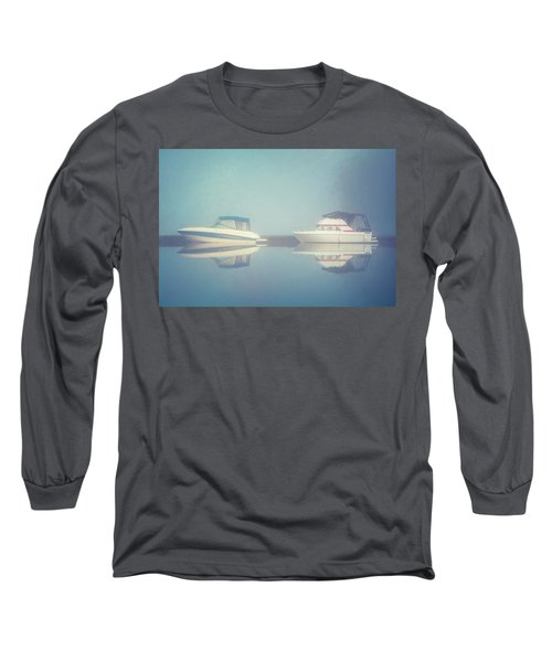 Long Sleeve T-Shirt featuring the photograph Quiet Morning by Ari Salmela