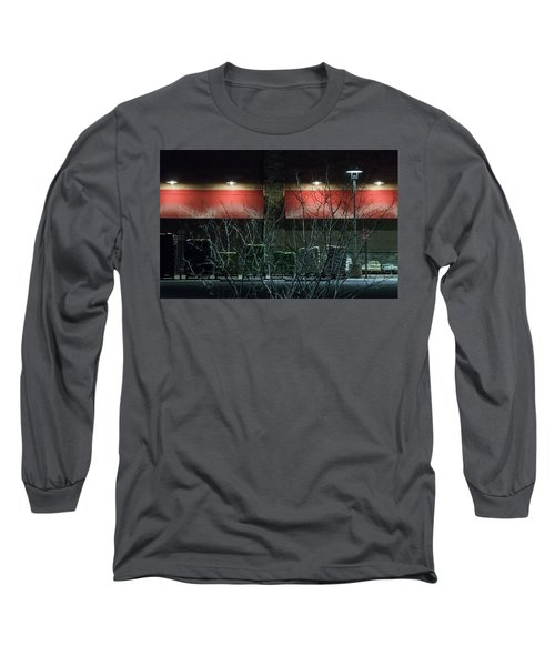 Quiet Night - Long Sleeve T-Shirt