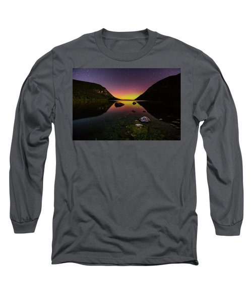 Quiet Reflection Long Sleeve T-Shirt