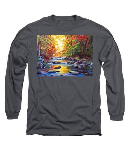 Quiet Stream Long Sleeve T-Shirt