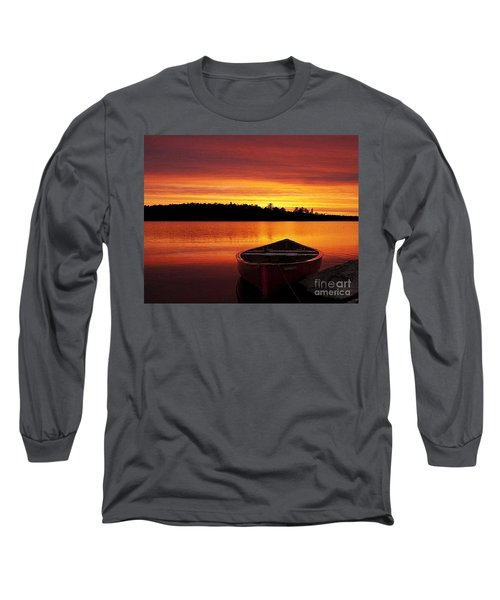Quiet Sunset Long Sleeve T-Shirt