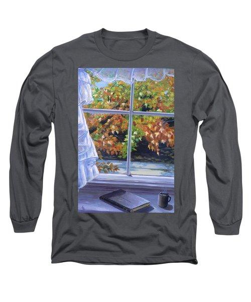 Quiet Time Long Sleeve T-Shirt