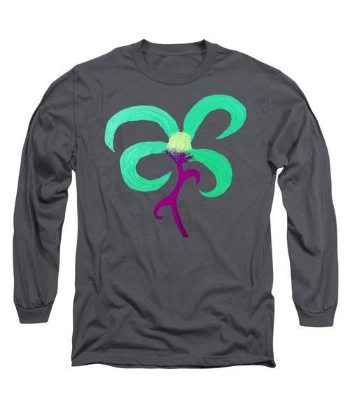 Quirky 5 Long Sleeve T-Shirt