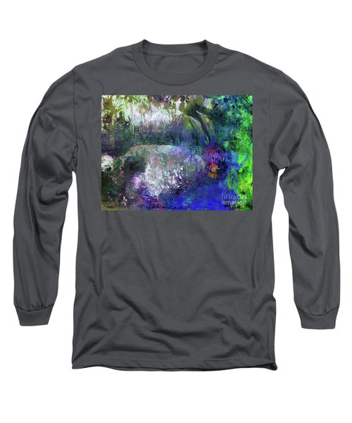 Rabbit Reflection Long Sleeve T-Shirt