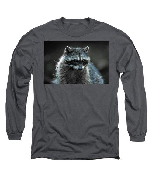 Raccoon 2 Long Sleeve T-Shirt