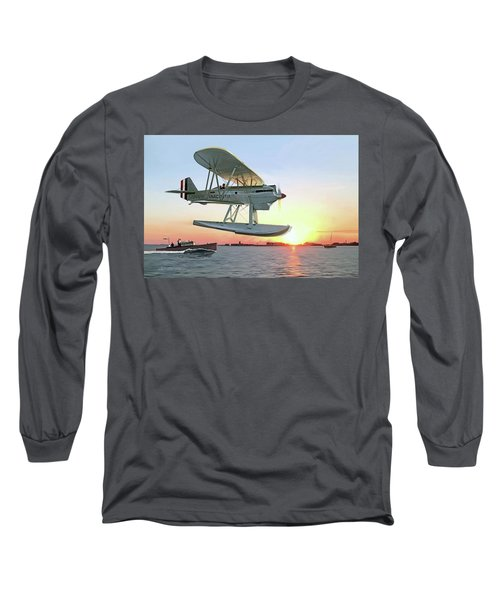 Racing The Sun Long Sleeve T-Shirt