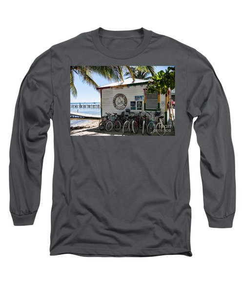 Long Sleeve T-Shirt featuring the photograph Raggamuffin by Lawrence Burry