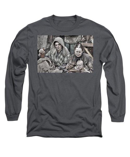 Ragged Victorians 8 Long Sleeve T-Shirt