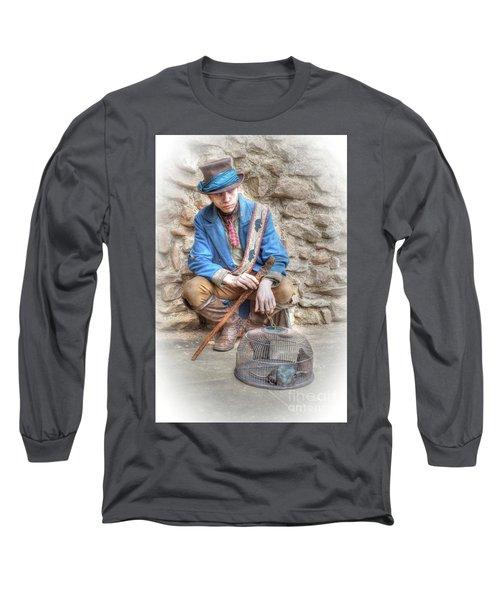 Ragged Victorians - The Rat Catcher Long Sleeve T-Shirt