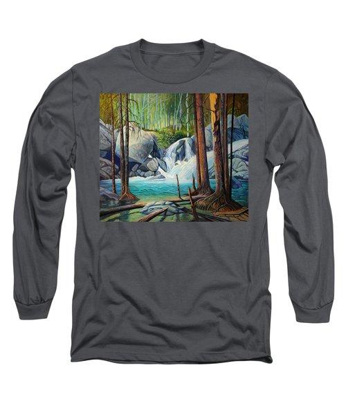 Raging Solitude Long Sleeve T-Shirt
