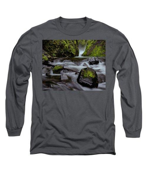 Raging Water Long Sleeve T-Shirt
