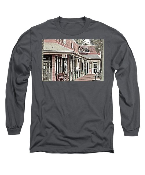 Ragtime At The Beach Long Sleeve T-Shirt