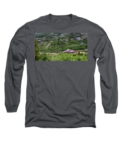 Railroad To The Yukon Long Sleeve T-Shirt