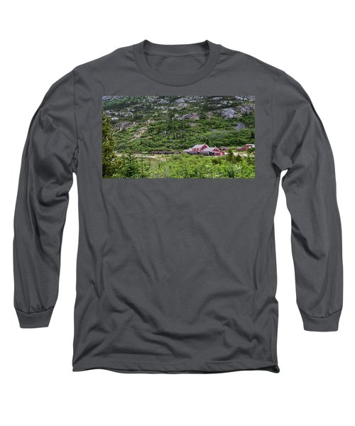 Railroad To The Yukon Long Sleeve T-Shirt