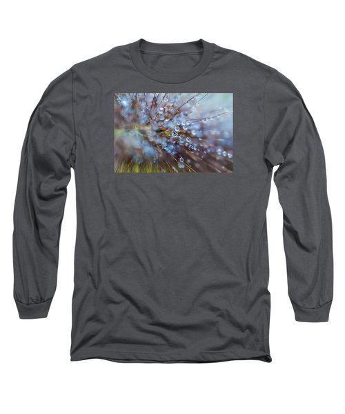 Rain Drops - 9751 Long Sleeve T-Shirt
