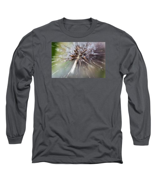 Rain Drops - 9756 Long Sleeve T-Shirt