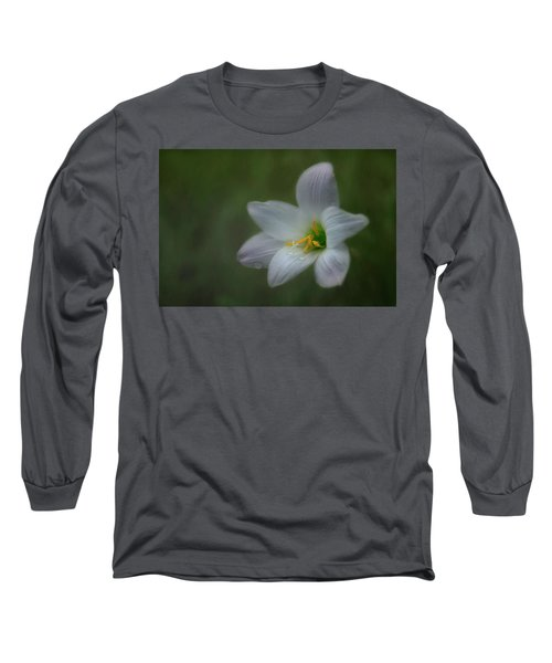 Rain Lily Long Sleeve T-Shirt