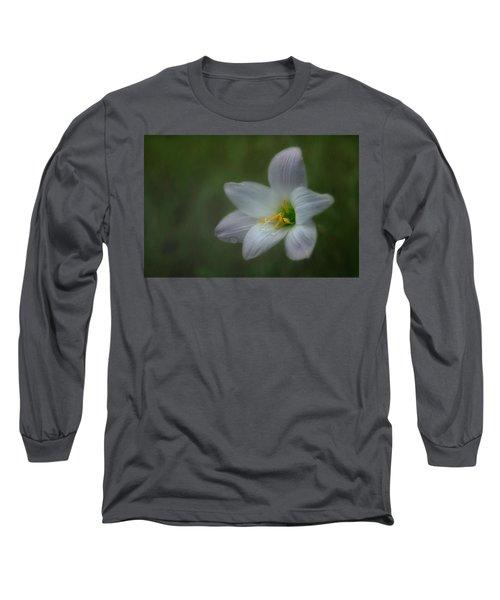 Rain Lily Long Sleeve T-Shirt