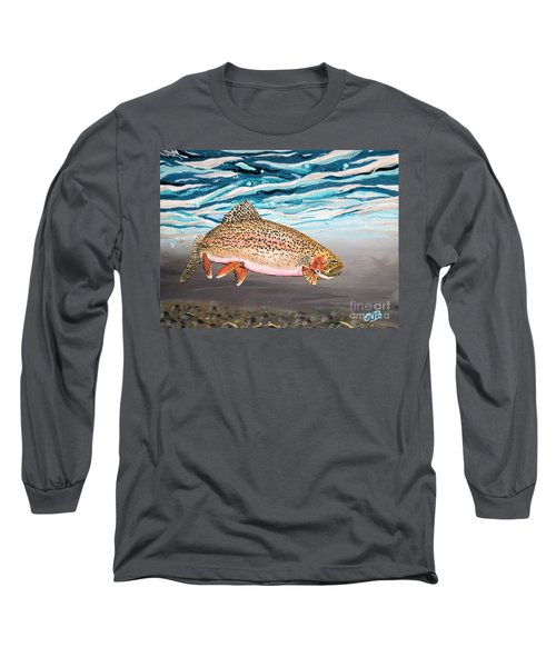 Rainbow Addiction Long Sleeve T-Shirt