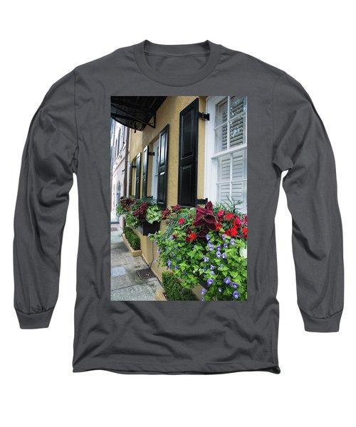 Rainbow Beauties Long Sleeve T-Shirt by Ed Waldrop