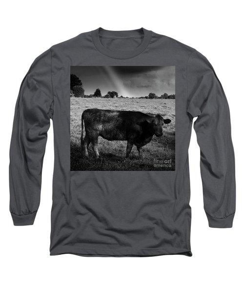 Rainbow Cow Long Sleeve T-Shirt