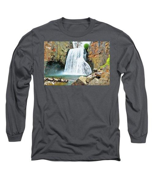 Rainbow Falls 6 Long Sleeve T-Shirt