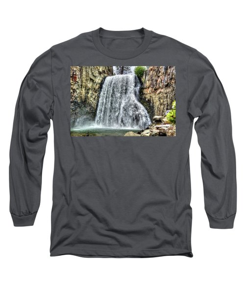 Rainbow Falls 7 Long Sleeve T-Shirt