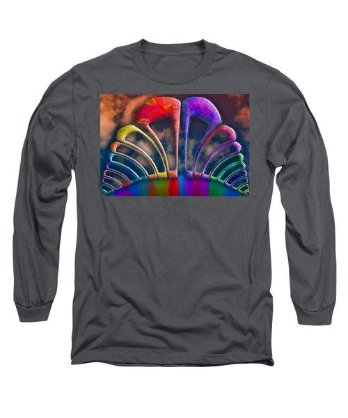 Rainbow Hill Long Sleeve T-Shirt