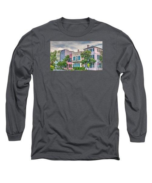 Rainbow Row II Long Sleeve T-Shirt
