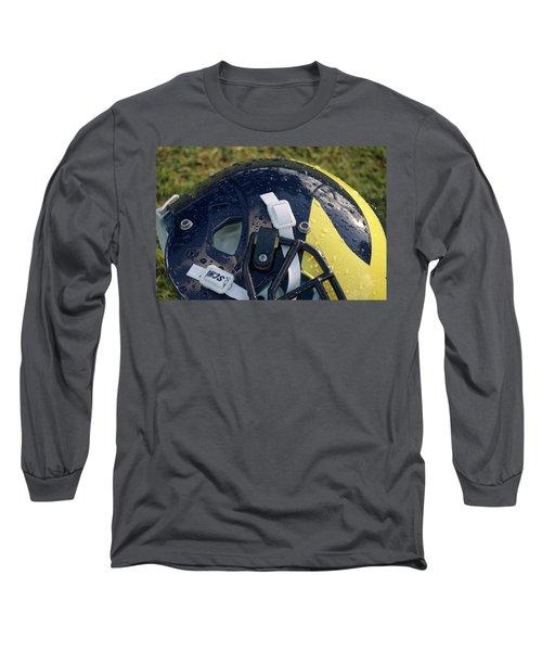 Raindrops On Wolverine Hellmet Long Sleeve T-Shirt