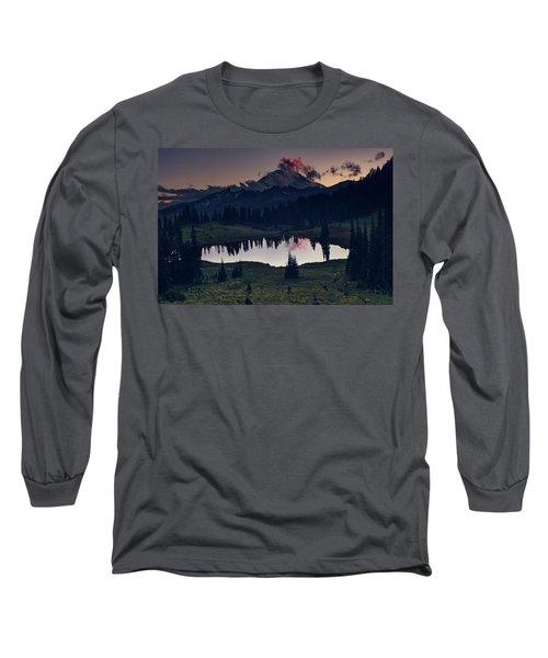 Rainier Color Long Sleeve T-Shirt
