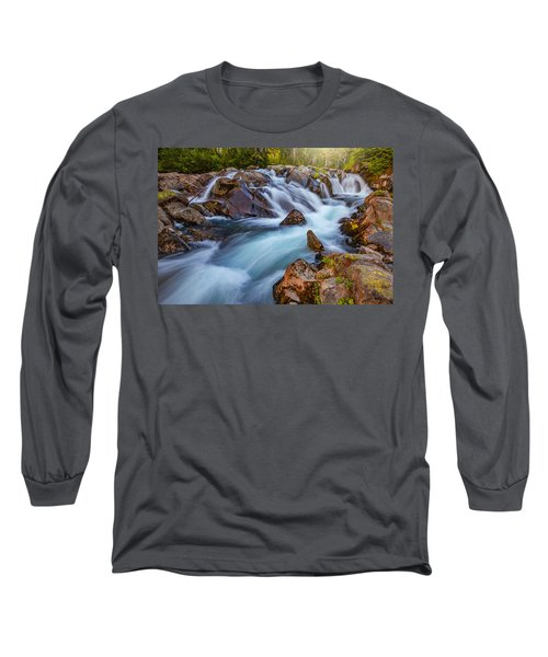 Rainier Runoff Long Sleeve T-Shirt