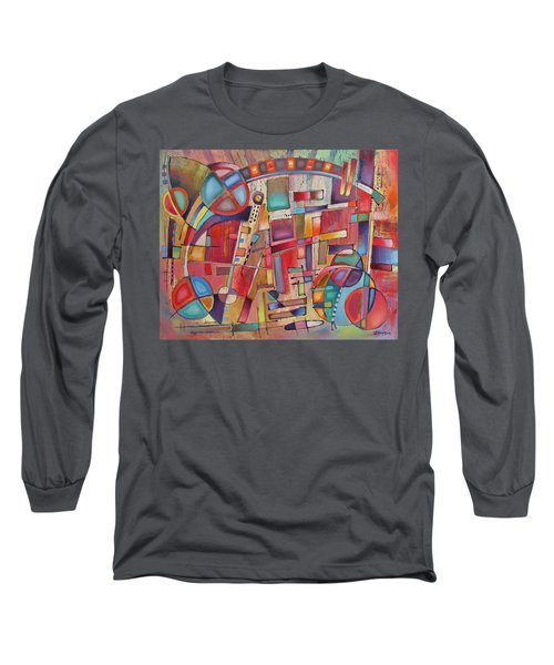 Rainmakers' Circus Long Sleeve T-Shirt