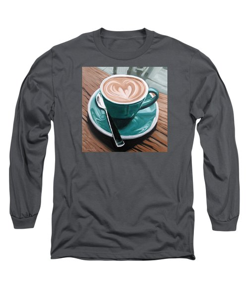 Rainy Day Long Sleeve T-Shirt by Nathan Rhoads